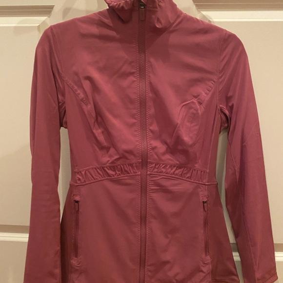 Pink/Red Lululemon Althletica Jacket